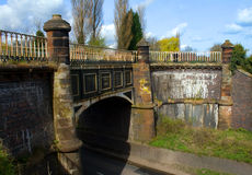 Canal Aqueduct royalty free stock photography