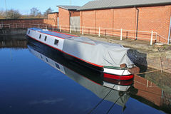 Canal Barge Stock Images