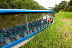 Canal Boat royalty free stock photo
