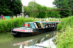 Canal Cruise. Stock Photography