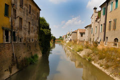 Canal d'Este Photo libre de droits