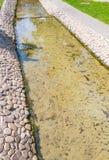 Canal de água Fotos de Stock
