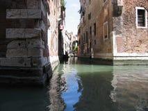 Canal de agua Foto de archivo