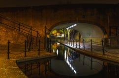 Canal de Albion, Londres Imagem de Stock Royalty Free