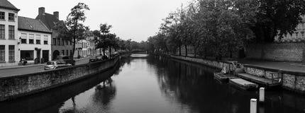 Canal de Brujas Fotos de archivo libres de regalías