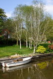 Canal de Cauldon Fotografia de Stock Royalty Free