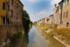 Canal de Este Foto de Stock Royalty Free