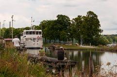 Canal de Göta Imagens de Stock
