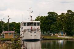 Canal de Göta Fotografia de Stock