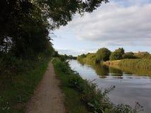 Canal de Gloucester fotos de stock royalty free