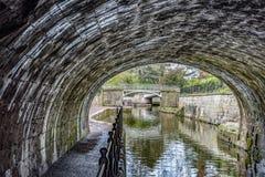 Canal de Kennet et d'Avon photographie stock