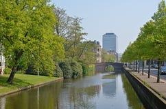 Canal de la Haye Photos libres de droits