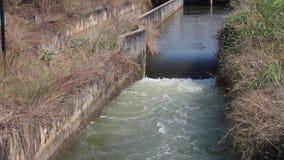 Canal de la irrigación metrajes