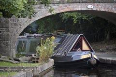 Canal de Llangollen Imagen de archivo libre de regalías
