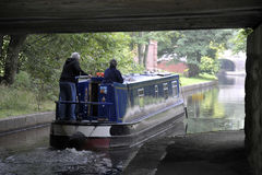 Canal de Llangollen Imagen de archivo