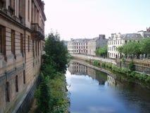 Canal de Paisley Images libres de droits