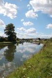 Canal de Purton, Angleterre Image stock
