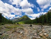 Canal de río de Stone Mountain Imagen de archivo