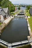 Canal de Rideau, Ottawa Canadá Fotografía de archivo libre de regalías