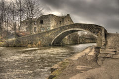 Canal de Shipley Imagen de archivo libre de regalías