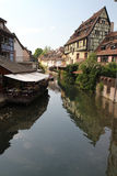 Canal de Strasbourg Photo stock