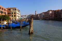 Canal de Venecia Imagen de archivo