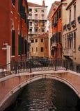 Canal de Veneza Imagens de Stock