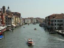 Canal de Veneza grandioso Foto de Stock Royalty Free