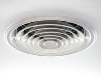 Canal de ventilação do ar Fotografia de Stock Royalty Free