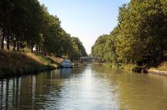 Canal du Midi photos stock