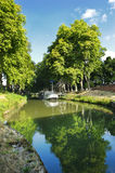 Canal du Midi Stock Images