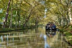 Canal du Midi Imagens de Stock Royalty Free