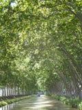 Canal du Midi Stock Image