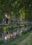 Canal du Midi, Toulouse Stock Image