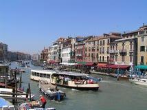 Canal du ` s de Venise image libre de droits