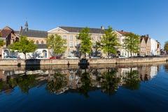 Bruges (Bruges), Bélgica Fotos de Stock