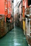 Canal em Veneza Imagem de Stock Royalty Free
