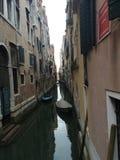 Canal em Veneza Fotografia de Stock Royalty Free