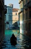 Canal en Venecia Imágenes de archivo libres de regalías