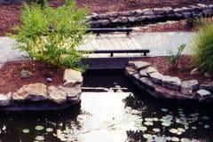 Canal escénico Foto de archivo libre de regalías