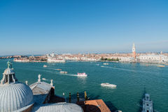 The canal of giudecca venice veneto italy europe Stock Photo