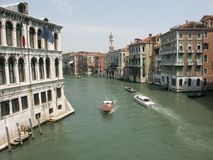 Canal grand Image stock