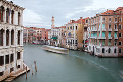 Canal Grande Royalty Free Stock Photo
