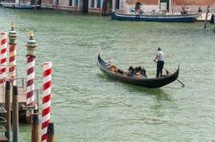 Canal Grande stockfotografie