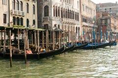 Canal Grande stockfoto