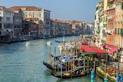 Canal Grande Lizenzfreie Stockfotografie