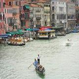 Canal grande Foto de Stock
