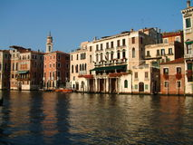 Canal Grande Stock Photography