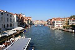 Canal Grande lizenzfreies stockbild