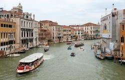 Canal Grande lizenzfreie stockbilder